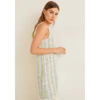 Mango 吊带连衣裙