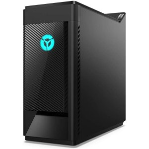 LenovoLegion T5i i5-10400, NVIDIA GeForce RTX 2060 CD 6GB, 16GB, 256GB SSD+1TB HDD, Win 10, Desktop, Black, 90NC00AEAU