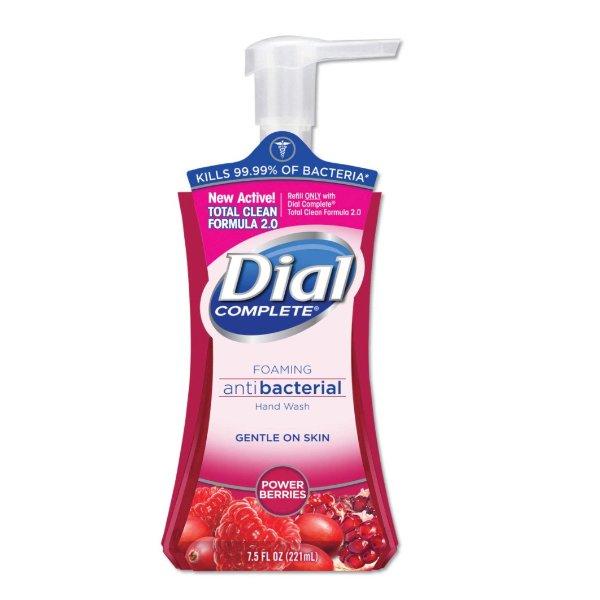 红莓味抗菌泡沫洗手液 7.5oz