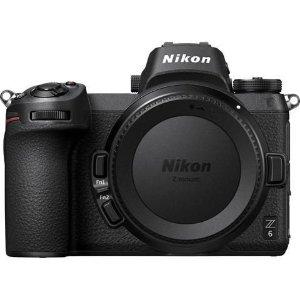$1604Nikon Z6 Mirrorless Digital Camera (Body Only)(Intl Model)