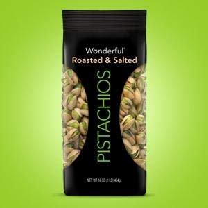 $9.66 销量冠军Wonderful Pistachios 轻盐烤开心果 32oz