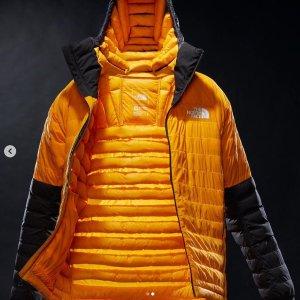 3折起  £60起收logo 棉服上新:The North Face 羽绒服、冲锋衣大批上新 超低价!