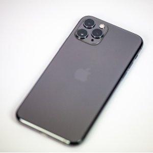 低至9折 四色可选Apple iPhone 11 Pro热卖 最新的三摄技术值得拥有