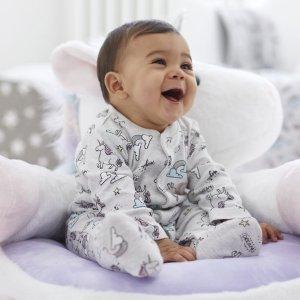 低至8折My 1st Years 婴幼儿服饰用品新款上架 萌萌的独角兽给你一个甜美的梦