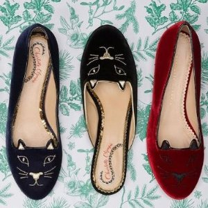 Up to 60% OffDealmoon Exclusive:Charlotte Olympia Private Sale