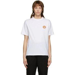 Maison Kitsune瑜伽小狐狸T恤