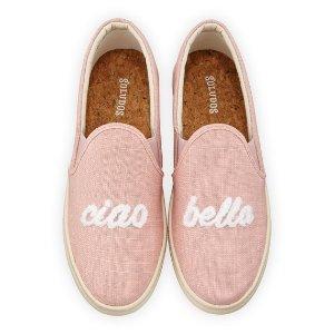 SoludosCiao Bella 渔夫鞋