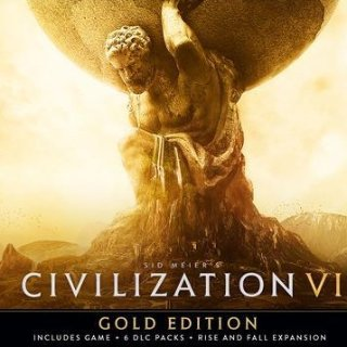 Sid Meier's Civilization VI: Gold Edition MAC