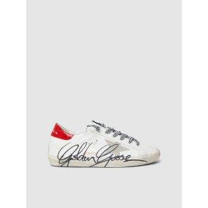 Golden Goose Deluxe BrandLogo签名小脏鞋