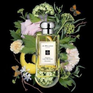 送身体乳15ml+香氛9mlJo Malone 绝版香氛复刻系列 get白茉莉与薄荷、黑醋栗