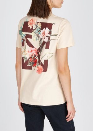 Off-White 箭头T恤