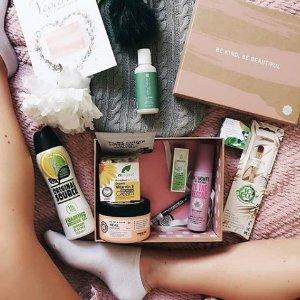 2个礼包盒一共30胖GlossyBox 纯素化妆品礼包盒+KARL LAGERFELD盒 热卖中
