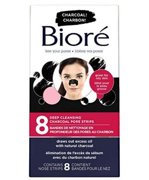 $6.62(原价$7.97) 告别草莓鼻~Biore 碧柔毛孔清洁鼻贴8片