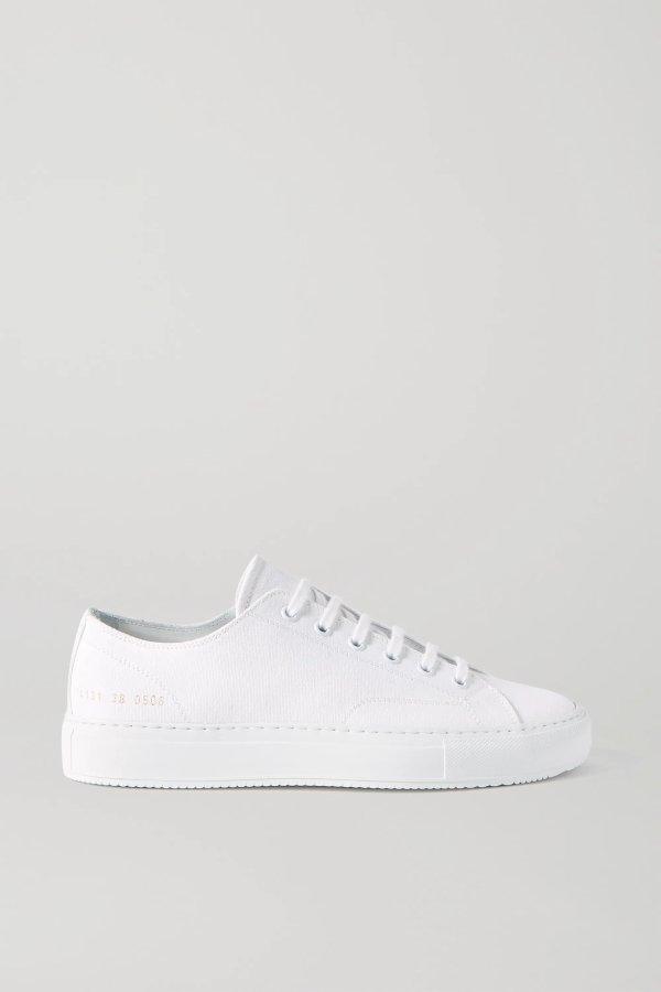 Achilles canvas 小白鞋