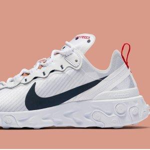 5折起 Air Max$652020跨年礼:Nike 鞋履 $113收欧阳娜娜同款React 运动鞋