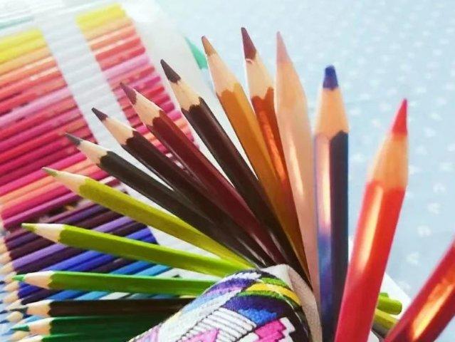 超详细十种彩铅产品大分享
