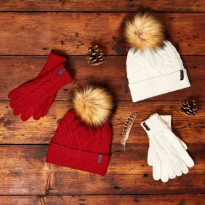 7.5折 €17收毛线帽The Hut 冬日精选配件大促 好价收围巾、帽子、毛绒拖鞋