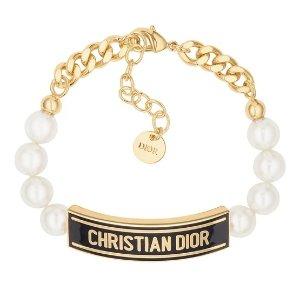 Dior珍珠手链 新款