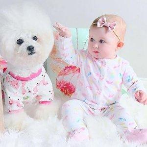 全场睡衣75折 打造甜蜜梦乡Carter's 惊喜睡衣大派对 婴儿睡袋$10.5  睡衣热卖