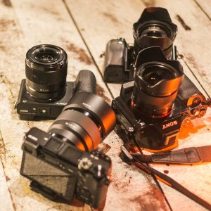 a7ii仅需$898 a6500低至$1098黒五价:Sony 微单系列 卡片机 摄像机大促 附赠配件礼包