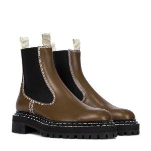 Proenza SchoulerLeather Chelsea boots