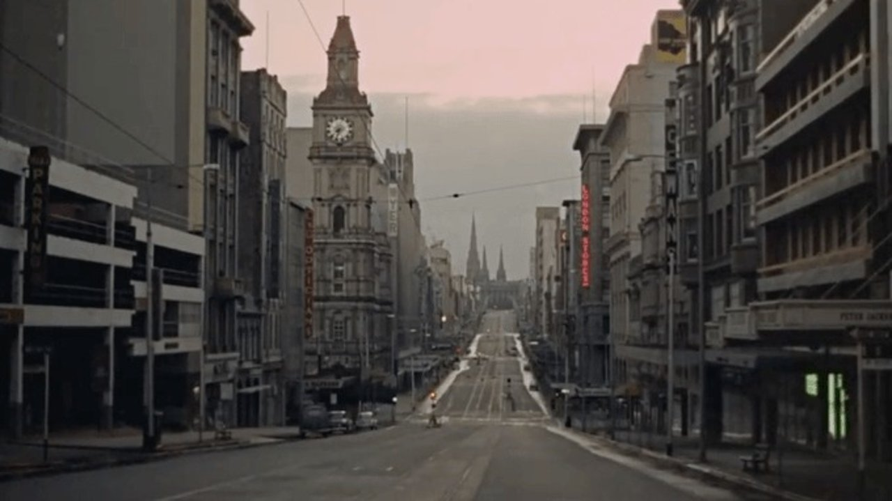 1966年的墨尔本,带你走进那个摩登年代 ~