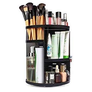 Amazon Select Sanipoe 360 Makeup Organizer on Sale