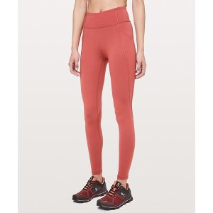 LululemonTime To Sweat Tight *28