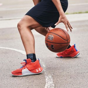 4折起+叠7折!€52收安德玛篮球鞋Kickz 超级闪促 海量运动服饰参与 收Jordan、阿迪、安德玛