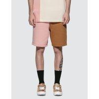 GOLF le FLEUR* x Lacoste Colorblock Jersey短裤