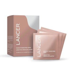 Lancer卸妆湿巾