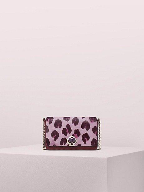 紫色豹纹WOC