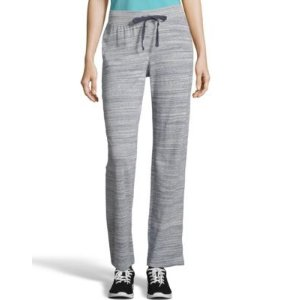 HanesWomen's French Terry Pant