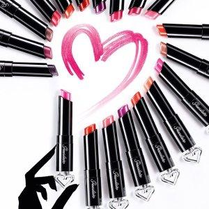 一律$19(原价$32)Guerlain 小黑裙唇膏、唇釉热卖 多色可选