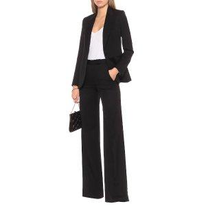 Stella McCartneyExclusive to Mytheresa – High-rise wool wide-leg pants