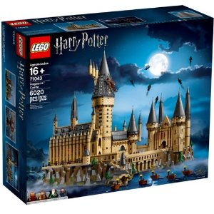 LegoHarry Potter Hogwarts Castle 霍格沃茨城堡