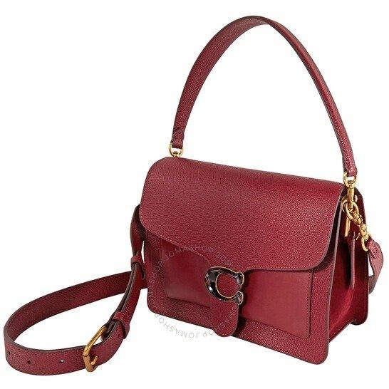 Ladies Tabby Shoulder Bag樱桃红单肩包