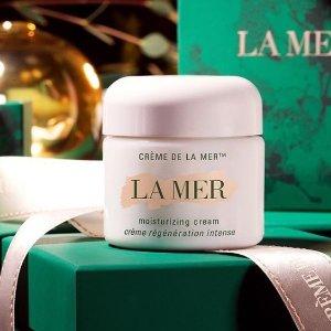 全场7.5折!神奇面霜£105收!最后一天:La Mer 彩妆护肤品热卖 超值收传奇面霜、精粹液、眼霜