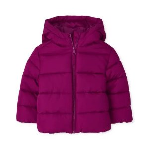 The Children's Place婴幼儿保暖外套,4色选
