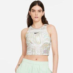 低至5折起 封面款£25收Nike 短袖T恤热门款专场 夏日必选Swoosh、基础款运动衫