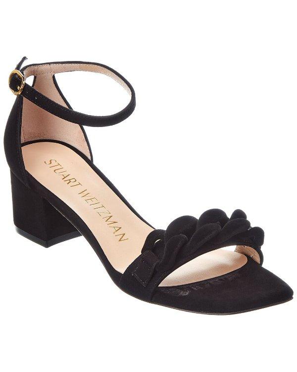 Amelina 50 一字带凉鞋