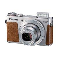 Canon 翻新 Canon PowerShot G9 X Silver 复古数码相机