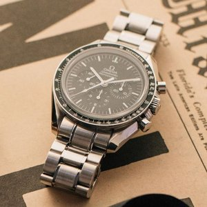 Extra $50 OffDealmoon Exclusive: OMEGA Speedmaster Co-Axial Automatic Men's Watch