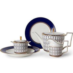 Wedgwood金粉年华系列茶具
