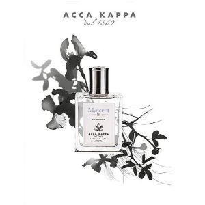 简单的设计 高品管的制造 天然的素材Acca Kappa 小众香水 高级SPA用品 品牌推荐