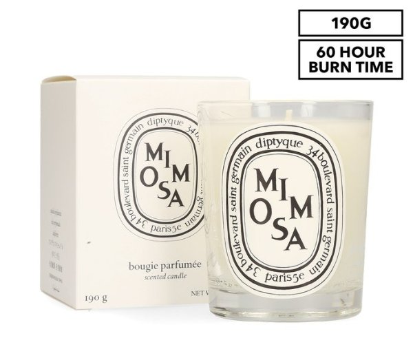 Mimosa 蜡烛香氛 190g