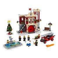 Lego 冬日消防局 10263 |  创意专家系列
