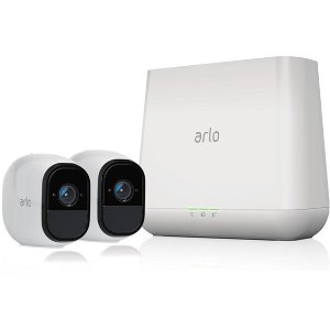 1Hub+2无线摄像头$149.99官翻 Arlo Pro 家庭安防系统 $79.99起