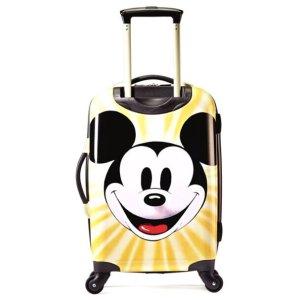 额外低至5折包邮American Tourister行李箱促销 有超可爱迪斯尼款