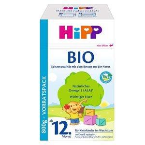 HiPP 有机儿童奶粉 4x800克装 特价 12个月以上适用